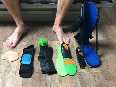 Athletic Foot Health Kits