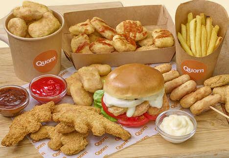 Meatless Nugget Restaurants