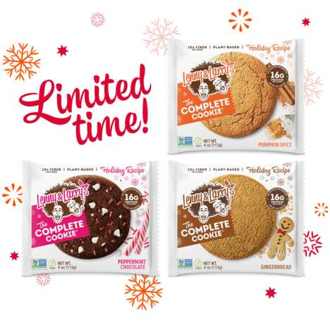 Holiday Cookie Collections