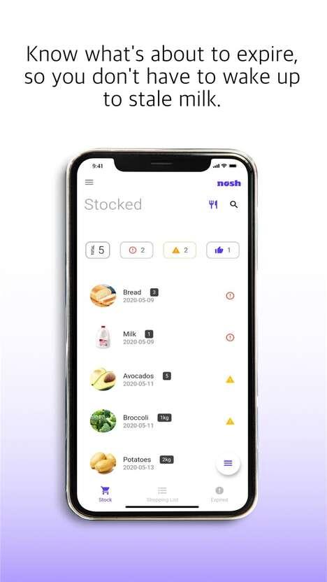 AI-Powered Food Waste Trackers