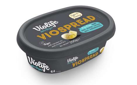 Creamy Vegan-Friendly Spreads