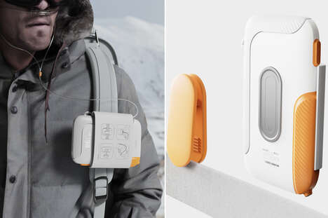 Ultra-Compact Mountaineer Oxygen Machines