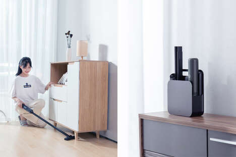 Collapsible Vacuum Cleaners