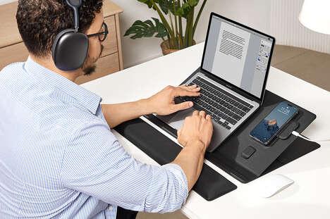 Magnetic Technology Desk Mats