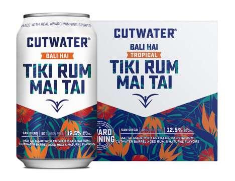 Ready-to-Drink Mai Tais