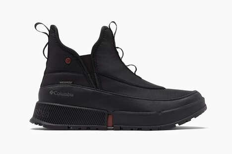 Weatherproof Commuter Boots