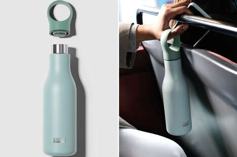 Lifestyle-Conscious Water Bottles