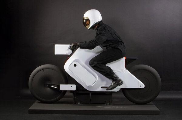 Shapeshifting Motorcycle Concepts