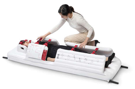 Inflatable Emergency Stretchers