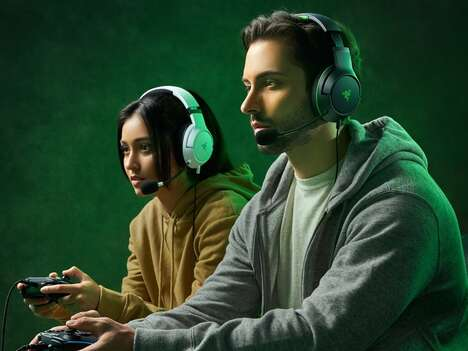Balanced Gamer Communication Headsets