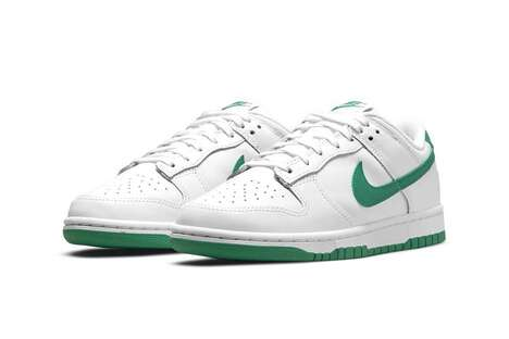 Understated Dual Tonal Sneakers