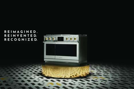 Chef-Backed Appliances