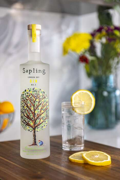 Sustainability-Focused Gins