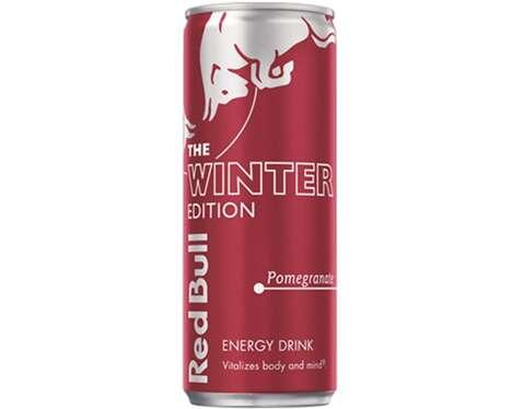 Winter-Focused Energy Drinks