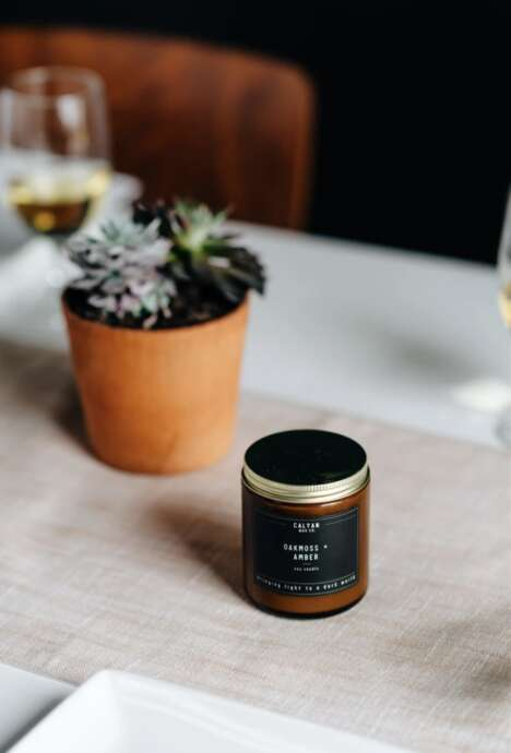 Earthly Soy Candles