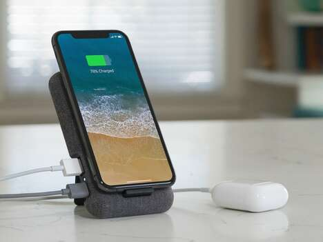 Multi-Position Mobile Device Chargers