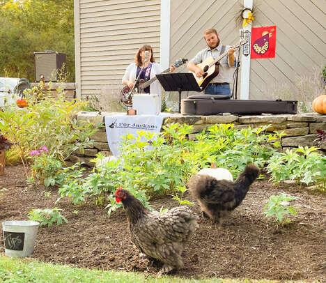 Chicken Coop Concerts