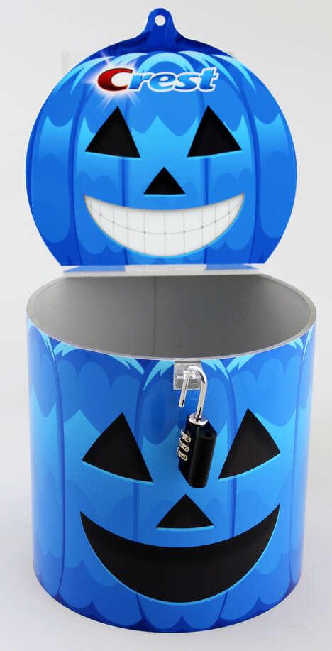 Halloween Teeth Health Campaigns