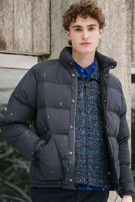 Textile Designer-Inspired Neutral Clothing