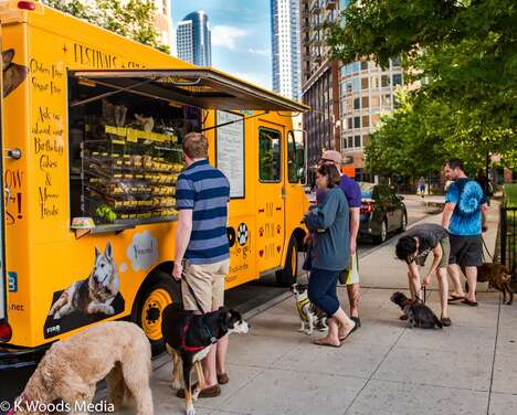 Dog Treat Trucks