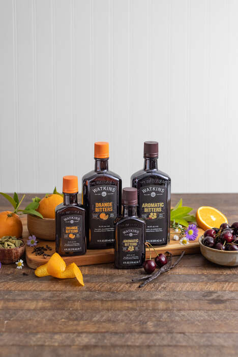 Free-From Aromatic Bitters