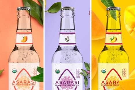 Sparkling Sap Water Beverages