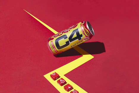 Candy-Flavored Energy Drinks