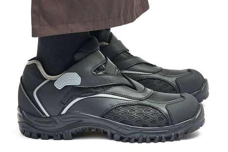 Multifunctional Sleek Laceless Footwear