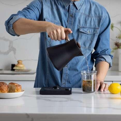 Precision Minimalist Kitchen Kettles