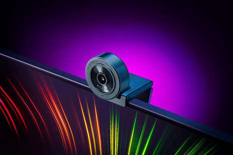 Customizable Entry-Level Webcams