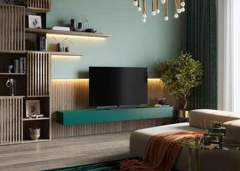 Elegant First-Class TV Sets