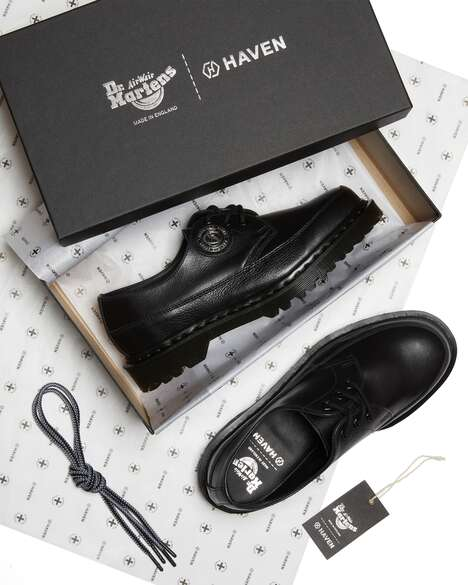Tribute-Paying Minimal Loafers