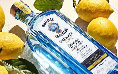 Sustainable Citrus Gins
