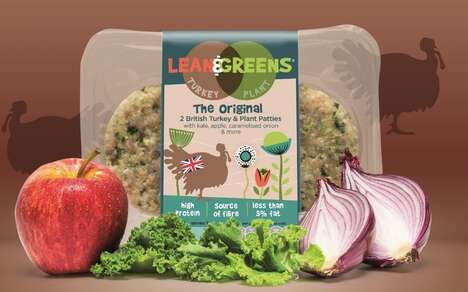 Flexitarian Food Products