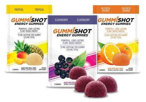Energizing Gummy Bites