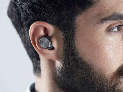 Dual Hybrid Noise-Cancelling Earbuds