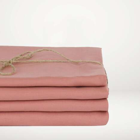 Sustainable Luxury Linen Collections