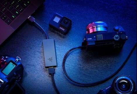 Omni-Compatible Camera Capture Cards