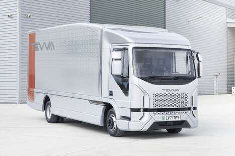 Battery-Powered Freight Vehicles