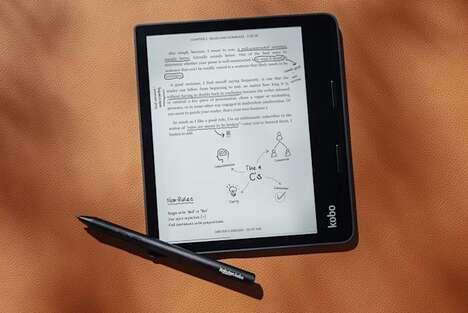 Handwriting-Friendly eReaders