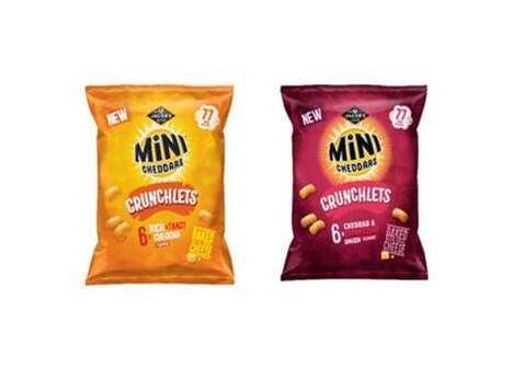 Extra-Crunchy Snack Products