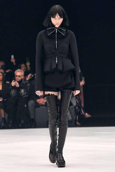 Utilitarian Luxe Spring Fashion