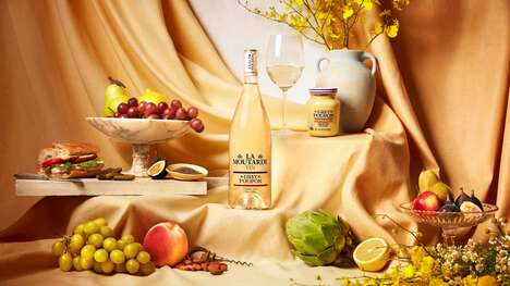 Mustard-Infused Wines