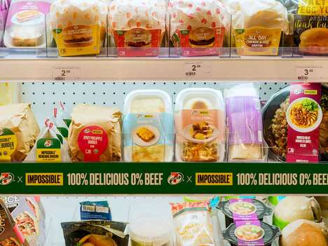 Meatless Convenience Meals