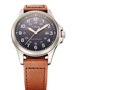 Solar-Powered Military Timepieces