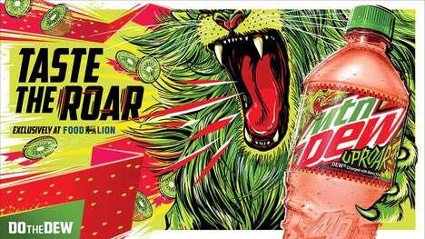 Exclusive Hybrid Flavor Sodas