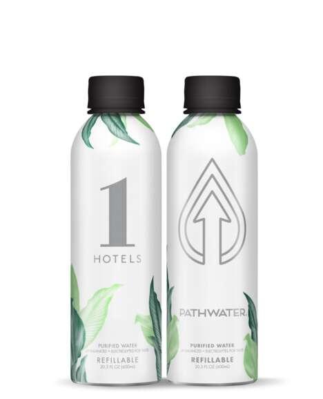 Infinitely Refillable Bottles
