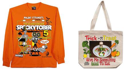 Lo-Fi Halloween-Themed Streetwear