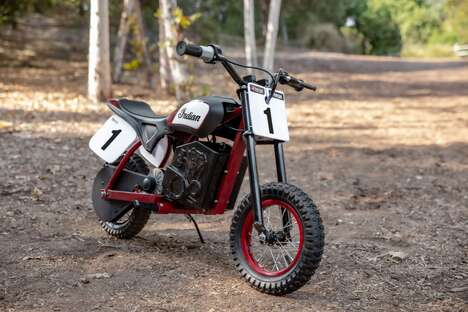 Child-Sized Electric Motorbikes