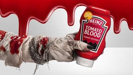 Tomato Blood Costume Kits